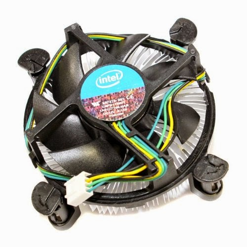 Buy Intel Original Heatsink Fan Cooler E97379-001 for Socket LGA1155 for cleron i3 i5 i7 Rs. 320 only at Amazon.