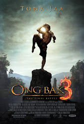 Ong Bak 3: La Batalla Final Poster