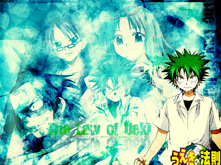 The Law Of Ueki Sub Indo Episode 1-51[END]
