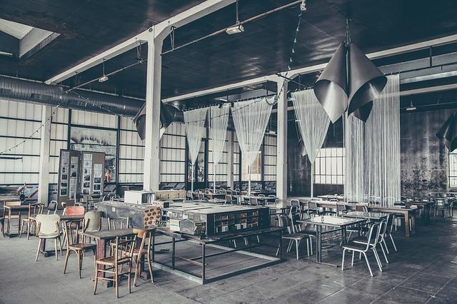 Desain Cafe Gaya Anak Muda