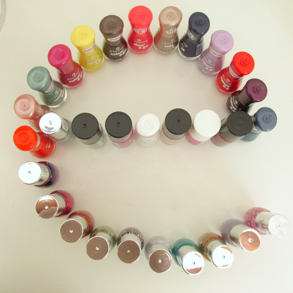 essence Neuheiten Herbst 2014 Nägel, essence product update fall 2014 Nails - swatches, photos, reviews