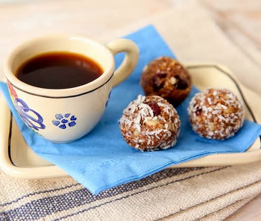 Morning Energy Mocha Balls