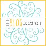 THE BLOG DECORATOR