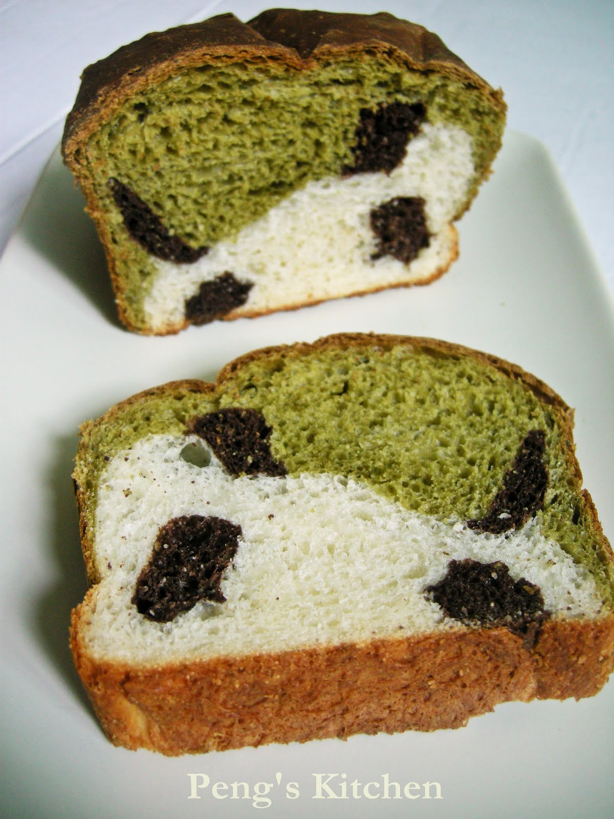 Peng's Kitchen: Panda Bread
