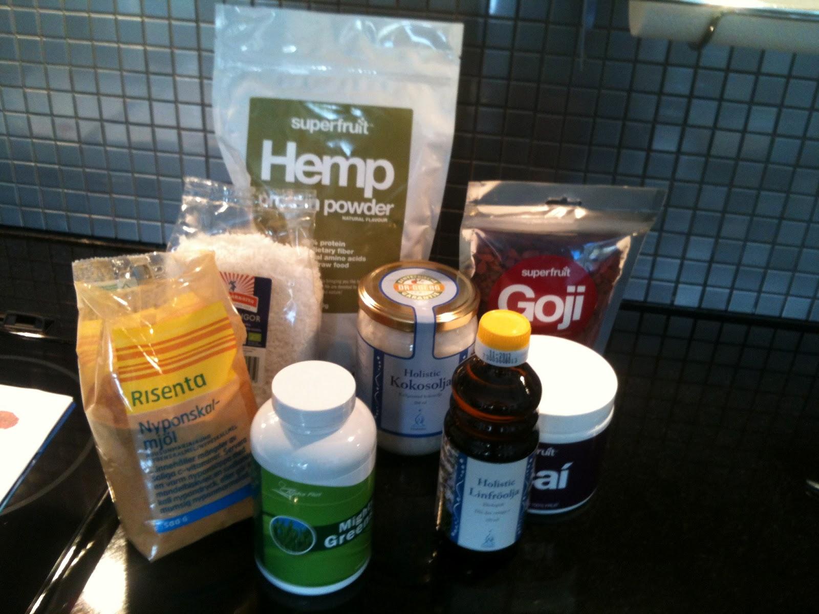 Proteinpulver ersätta måltid