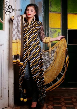 Libas Crinkle Lawn New Prints 2014 VOL 01