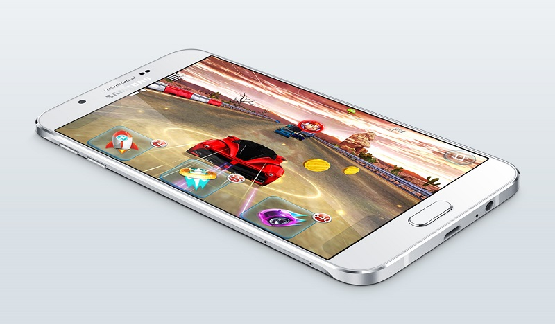 Samsung Galaxy A8 Perfomance