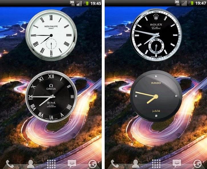 royal clock apk