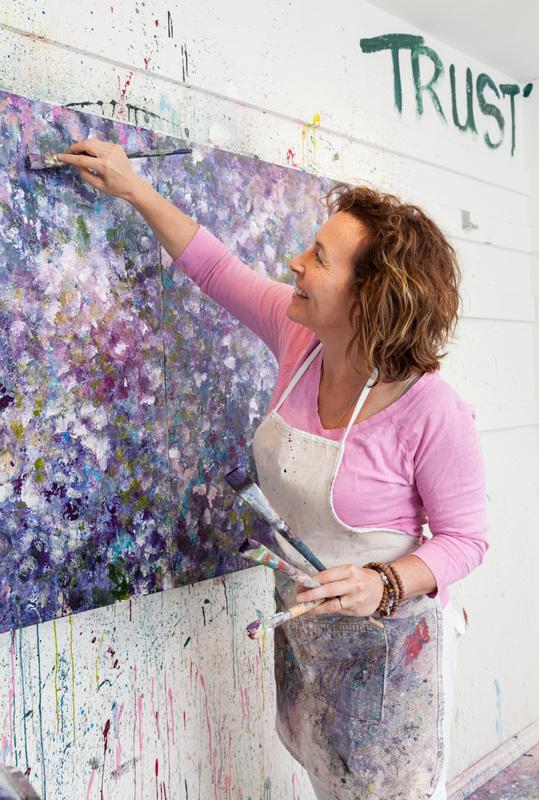 Noelle Nadeau Khoo--Painter