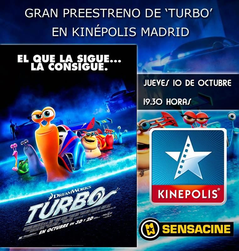 """Ganador concurso """"Entrada cuádruple para 'Turbo'"""""""