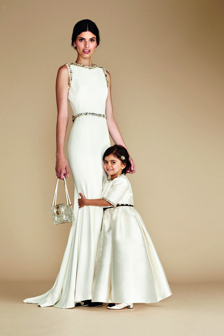 Aja mother daughter love for Mother daughter dresses for weddings
