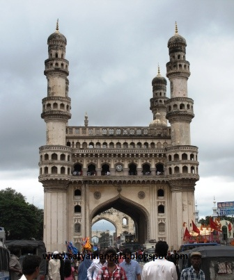 the world s my oyster hyderabad historical monuments