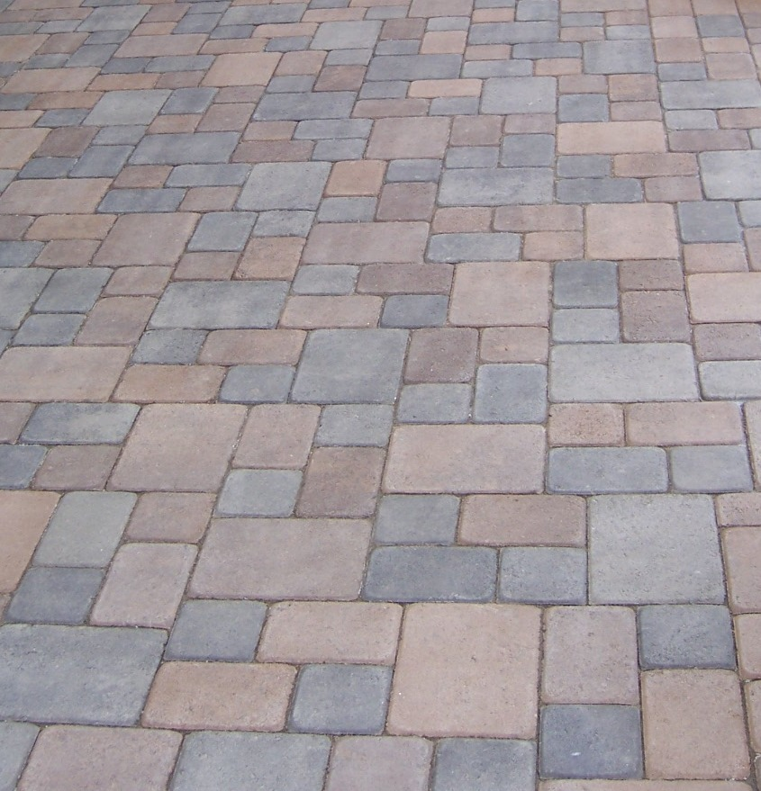 The 2 Minute Gardener Antique Cobble Pavers in