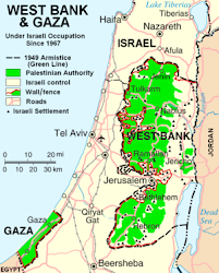WEST BANK & GAZA