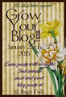 GROW YOUR  BLOG PARTY