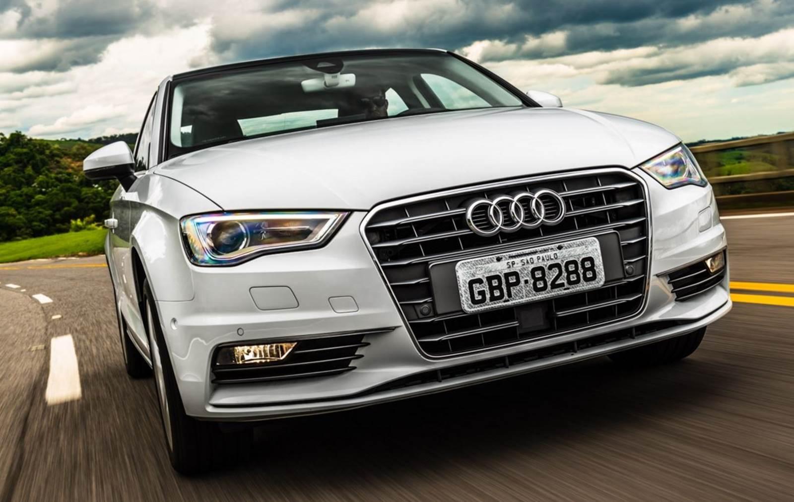 Audi A3 Sedan 2.0 Ambition 2016 - Branco