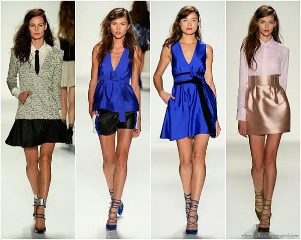 MarissaWebb S/S2014 runway dresses