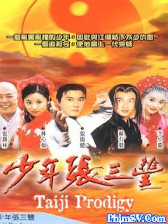 Thiếu Niên Trương Tam Phong - Taiji Prodigy