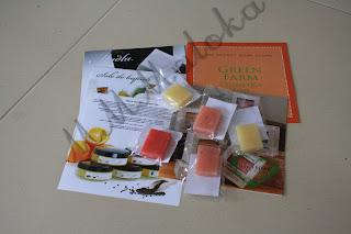 Recenzja mydełka żurawinowego - THE SECRET SOAP STORE - bio-mydło żurawinowe