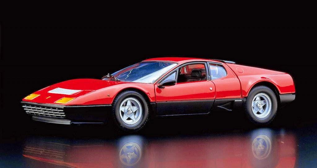 Foto Mobil Keren Ferrari 512BB Termewah di Dunia Miliarder