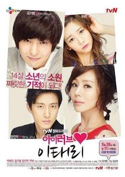 Chuyện Tình Lý Thiên Hương - I Love Lee Tae Ri (2012) Poster