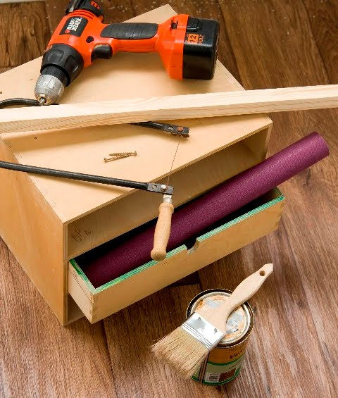 Portable drawer