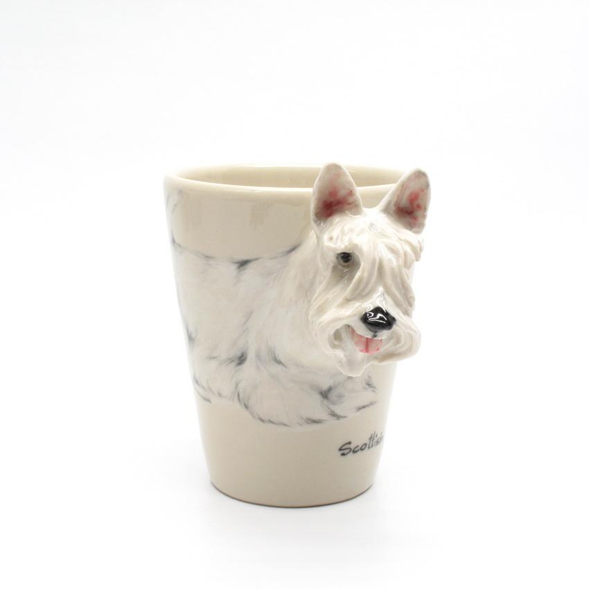 Muddymood Dog Mugs Scottish Terrier Mug 00001