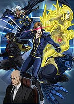 Anime  X-Men  Online