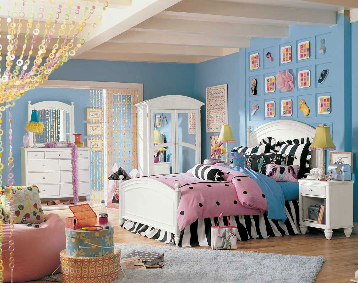 Cute Bedroom Ideas for Enhancing House Interior