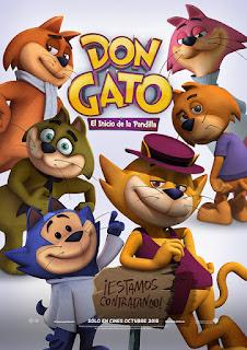 Don Gato: El inicio de la pandilla / Don Gato 2