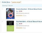 Cruise Quarters # 1 casino novel at Amazon.com