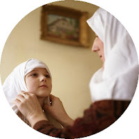Ibu Muslimah Dress