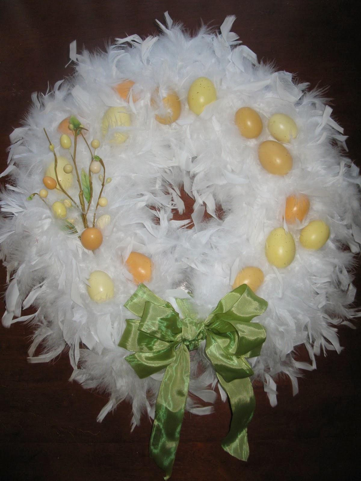 Coronas de Pascua, parte 3