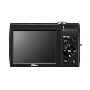Nikon Coolpix S2500 Digital Camera Review