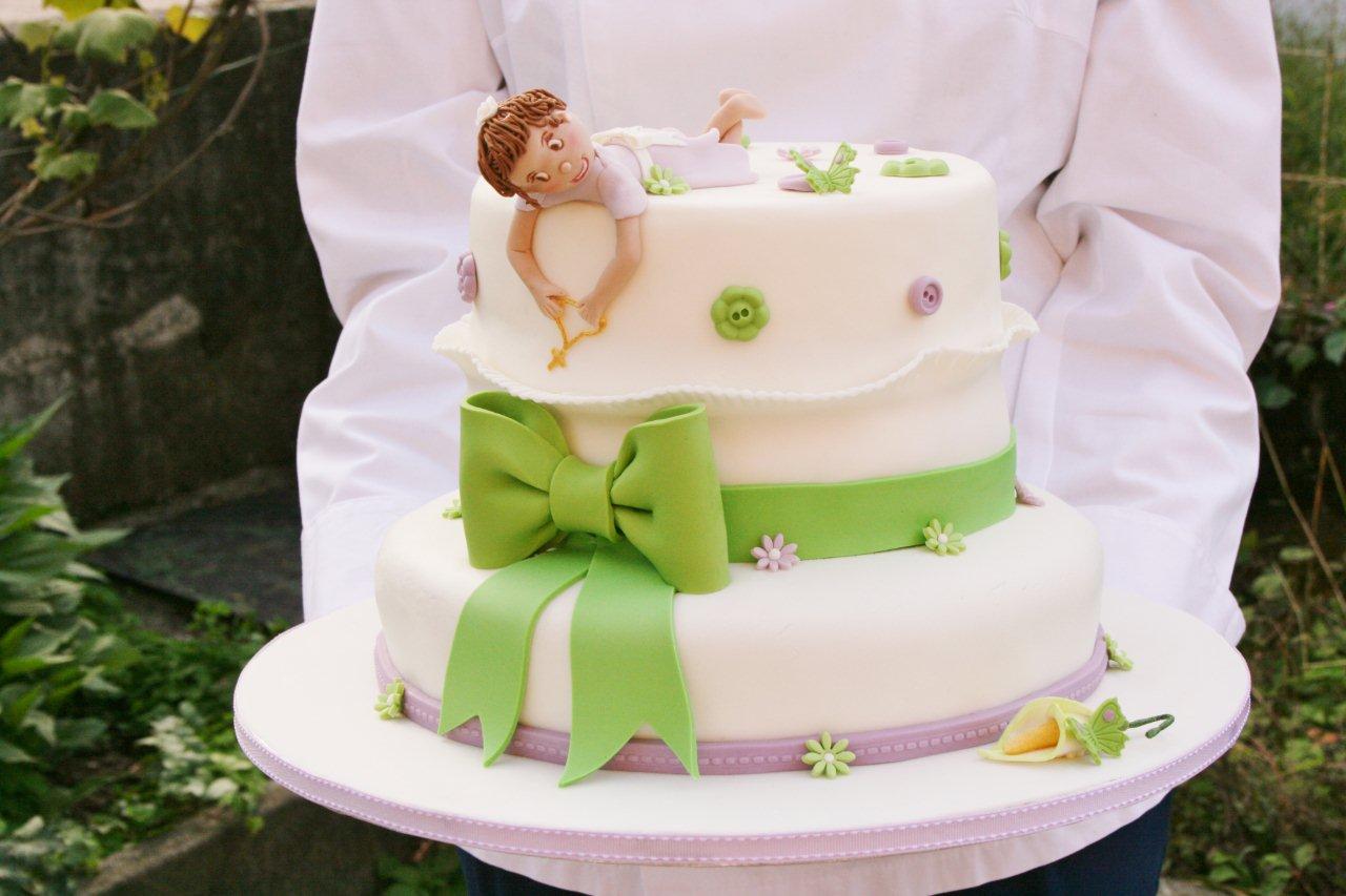 Amato Capricci Di Torte: Ecco le nostre torte per le COMUNIONI EC36