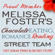 melissa foster street team badge