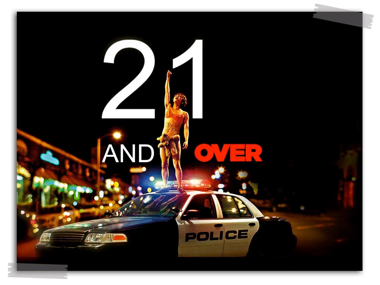 Yo que se de cine una noche loca 21 over for Divan una noche loca