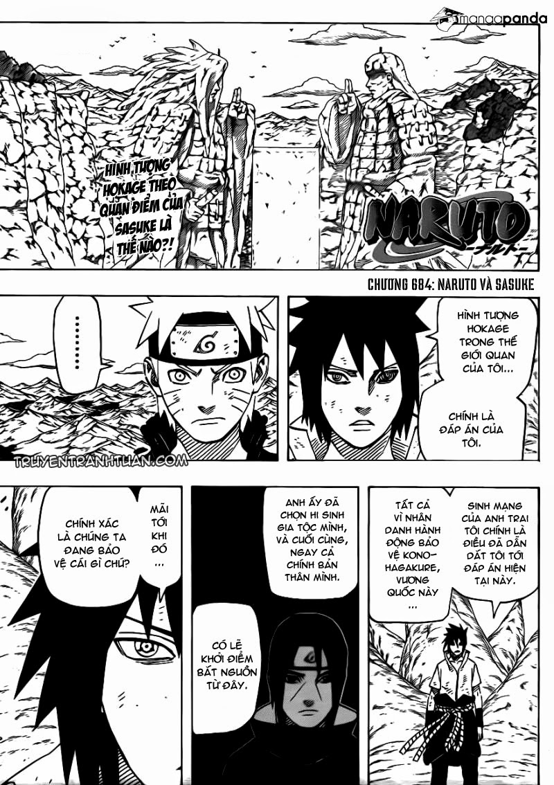Naruto - Chapter 694 - Pic 2