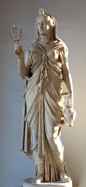 Romers staty av Isis