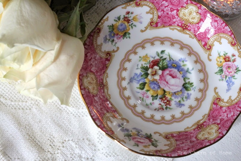 Romantic Tea: The Charm of Home