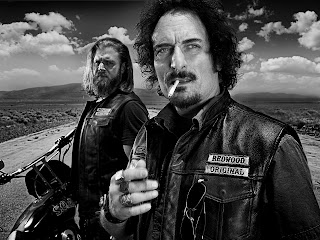 Sons of Anarchy TV Series HD Wallpaper