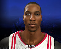 NBA 2K14 Dwight Howard Cyberface Mod