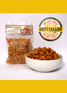 Makaroni NGELEL Black Pepper