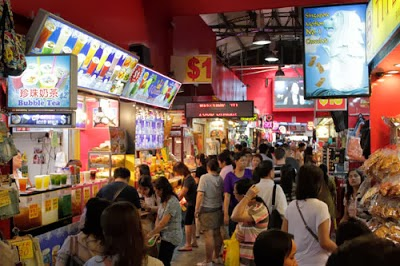Tourist Places In Singapore Are Famous