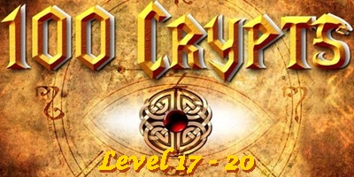 Answers 100 Crypts Level 17 18 19 20 Game