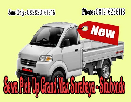 Sewa Pick Up Grand Max Surabaya - Situbondo