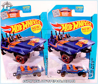 Hot Wheels Loopster Mattel roller coaster variants blue red 2015
