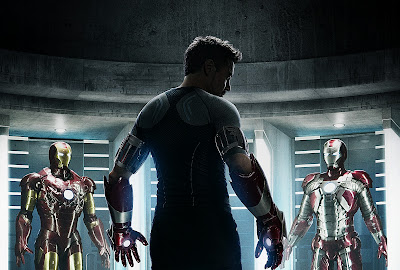 Iron Man 3 Tony Stark Robert Downey Jr HD Wallpaper