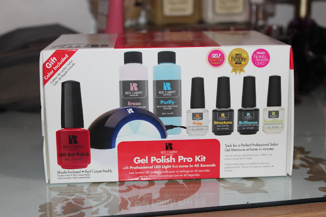 REVIEW: Red Carpet Manicure Kit ~ Obsessed By Beauty