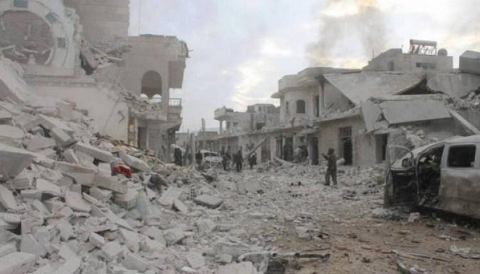 Perang Habis-habisan di Idlib Dimulai, Korban Berjatuhan